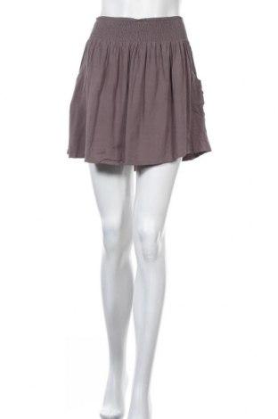 Пола Girl Xpress, Размер XL, Цвят Сив, Вискоза, Цена 11,55лв.