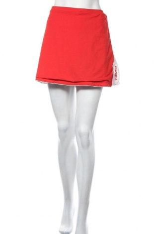 Φούστα Head, Μέγεθος L, Χρώμα Κόκκινο, 90% πολυεστέρας, 10% ελαστάνη, Τιμή 9,35€