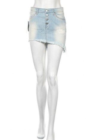 Пола Met, Размер XS, Цвят Син, 98% памук, 2% еластан, Цена 51,75лв.