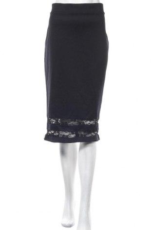Пола Now, Размер XL, Цвят Черен, Полиестер, еластан, Цена 18,95лв.