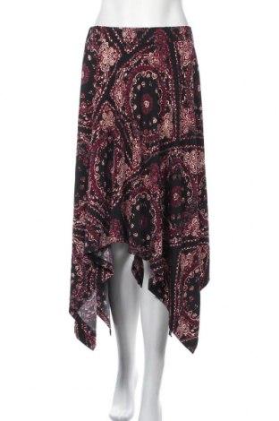 Пола Rockmans, Размер XL, Цвят Многоцветен, Полиестер, еластан, Цена 8,79лв.