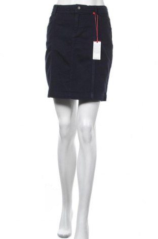 Пола S.Oliver, Размер L, Цвят Син, 97% памук, 3% еластан, Цена 57,67лв.