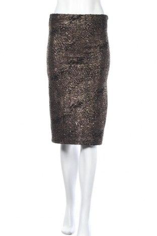 Φούστα Seductions, Μέγεθος L, Χρώμα Χρυσαφί, 95% πολυεστέρας, 5% ελαστάνη, Τιμή 11,11€