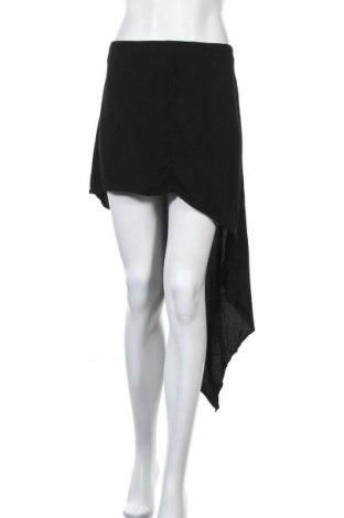 Пола Sportsgirl, Размер XL, Цвят Черен, Вискоза, Цена 22,05лв.