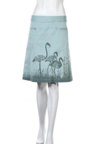 Пола St-Martins, Размер M, Цвят Зелен, 97% памук, 3% еластан, Цена 16,17лв.