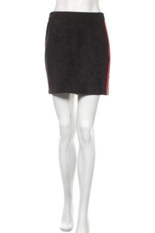 Пола Vero Moda, Размер S, Цвят Черен, 90% полиестер, 10% еластан, Цена 18,00лв.