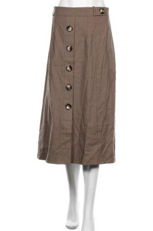 Пола Veronika Maine, Размер XL, Цвят Зелен, 97% памук, 3% еластан, Цена 28,67лв.