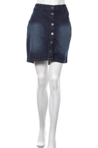 Пола Yessica, Размер XL, Цвят Син, 98% памук, 2% еластан, Цена 18,90лв.