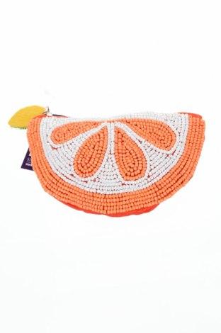 Πορτοφόλι Sigris, Χρώμα Πορτοκαλί, Κλωστοϋφαντουργικά προϊόντα, Τιμή 12,06€