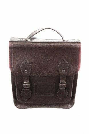 Σακίδιο πλάτης Melissa, Χρώμα Γκρί, Πολυουρεθάνης, Τιμή 65,33€