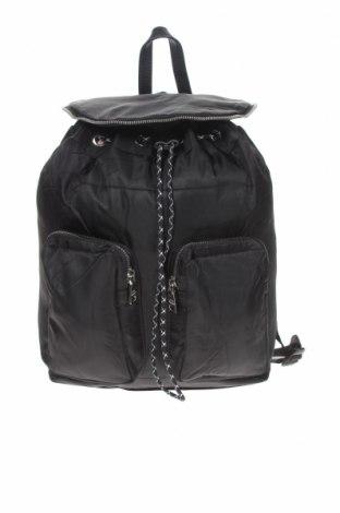 Раница Steve Madden, Цвят Черен, Текстил, еко кожа, Цена 54,60лв.