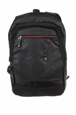 Раница за лаптоп Pepe Jeans, Цвят Черен, Текстил, Цена 101,47лв.