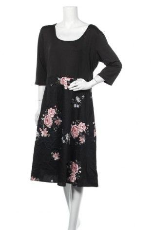 Šaty , Velikost XXL, Barva Černá, Cena  434,00Kč