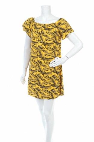 Рокля 17 & Co., Размер S, Цвят Жълт, 100% вискоза, Цена 6,83лв.
