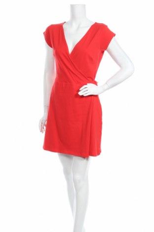 Рокля 17 & Co., Размер M, Цвят Червен, 95% памук, 5% еластан, Цена 19,11лв.