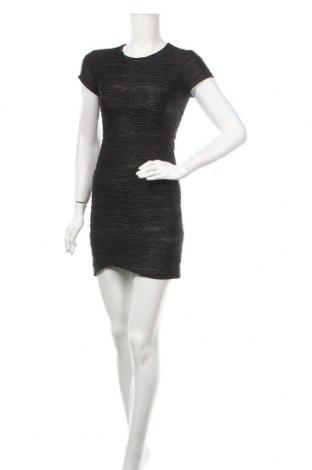 Рокля Adrianna Papell, Размер M, Цвят Черен, 96% полиестер, 4% еластан, Цена 14,49лв.