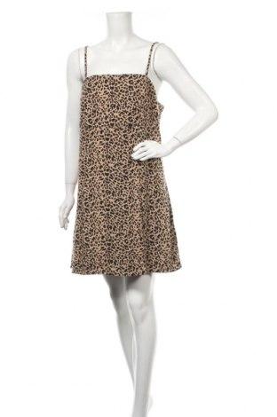 Φόρεμα Ally, Μέγεθος XL, Χρώμα  Μπέζ, 95% πολυεστέρας, 5% ελαστάνη, Τιμή 5,46€