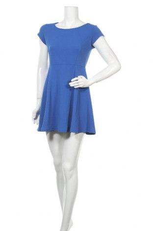Φόρεμα Ambiance Apparel, Μέγεθος L, Χρώμα Μπλέ, 95% πολυεστέρας, 5% ελαστάνη, Τιμή 13,80€