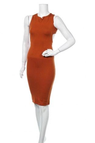 Φόρεμα American Apparel, Μέγεθος S, Χρώμα Πορτοκαλί, 60% βισκόζη, 35% πολυαμίδη, 5% ελαστάνη, Τιμή 28,70€