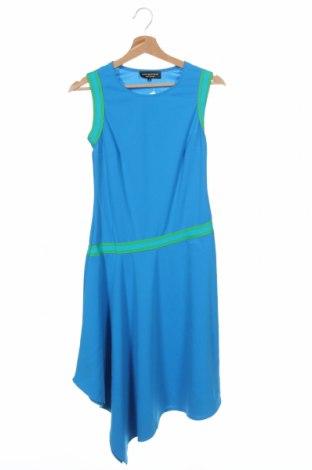 Рокля Ana Alcazar, Размер XS, Цвят Син, 95% полиестер, 5% еластан, Цена 32,76лв.