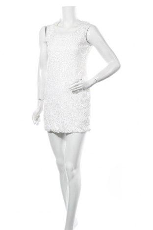Рокля Angela Davis, Размер L, Цвят Бял, Полиестер, Цена 11,17лв.