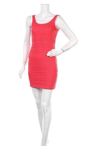 Φόρεμα Ann Christine, Μέγεθος S, Χρώμα Ρόζ , Πολυεστέρας, Τιμή 13,25€