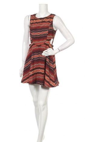 Φόρεμα Ax Paris, Μέγεθος M, Χρώμα Πολύχρωμο, Πολυεστέρας, Τιμή 5,46€