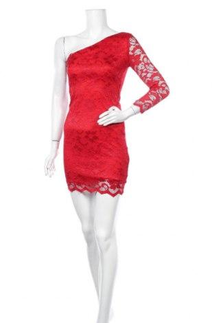 Φόρεμα Ax Paris, Μέγεθος S, Χρώμα Κόκκινο, Τιμή 18,58€