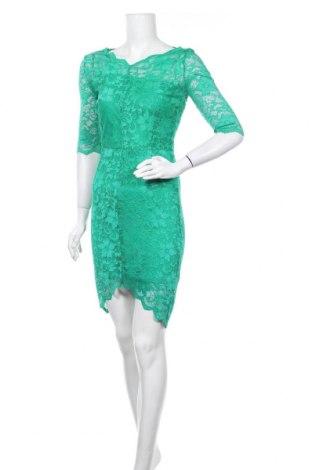 Рокля Bebe, Размер M, Цвят Зелен, 94% полиамид, 6% еластан, Цена 31,50лв.