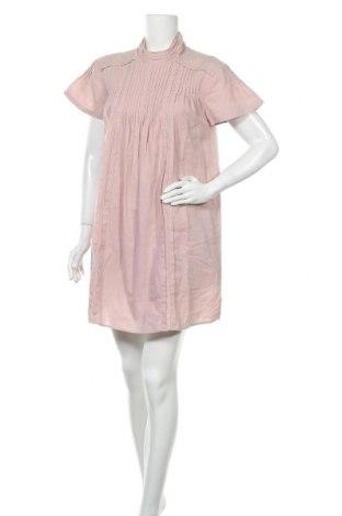 Φόρεμα Burberry, Μέγεθος S, Χρώμα Ρόζ , 64% μετάξι, 36% πολυαμίδη, Τιμή 127,86€