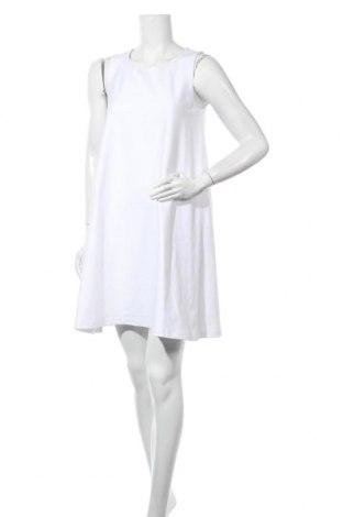 Рокля COS, Размер S, Цвят Бял, 97% памук, 3% еластан, Цена 52,92лв.