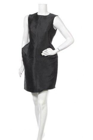 Φόρεμα COS, Μέγεθος M, Χρώμα Μαύρο, 81% πολυεστέρας, 19% μετάξι, Τιμή 36,19€
