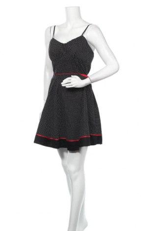 Рокля Caroline K Morgan, Размер XL, Цвят Черен, 97% памук, 3% еластан, Цена 26,25лв.