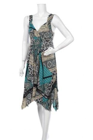 Рокля Caroline K Morgan, Размер XL, Цвят Многоцветен, Полиестер, еластан, Цена 24,15лв.