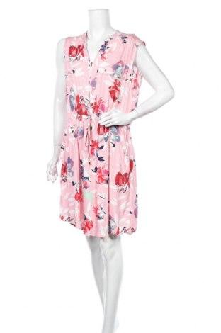 Рокля Caroline K Morgan, Размер XXL, Цвят Розов, Вискоза, Цена 28,35лв.