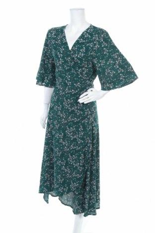 Рокля Caroline K Morgan, Размер XL, Цвят Зелен, Полиестер, Цена 35,70лв.