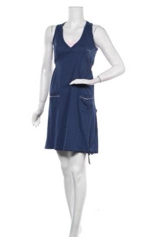 Φόρεμα Champion, Μέγεθος M, Χρώμα Μπλέ, Βαμβάκι, Τιμή 24,52€