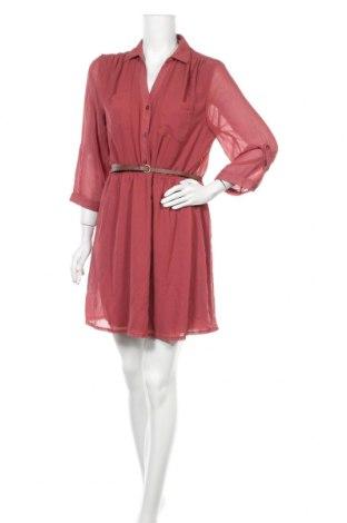 Рокля Charlotte Russe, Размер XL, Цвят Червен, Полиестер, Цена 21,95лв.