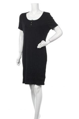 Рокля Cotton On, Размер XL, Цвят Черен, 58% памук, 38% полиестер, 4% еластан, Цена 38,90лв.