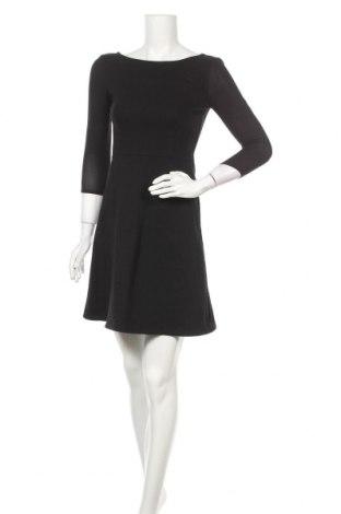 Рокля DKNY, Размер S, Цвят Черен, 40% памук, 29% полиамид, 27% модал, 4% еластан, Цена 50,25лв.