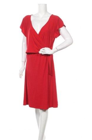 Φόρεμα Diana Ferrari, Μέγεθος XL, Χρώμα Κόκκινο, 92% πολυεστέρας, 8% ελαστάνη, Τιμή 76,74€