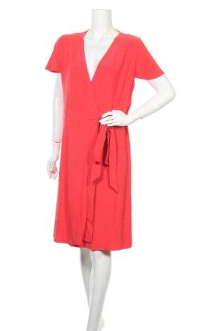 Φόρεμα Diana Ferrari, Μέγεθος XL, Χρώμα Κόκκινο, 92% πολυεστέρας, 8% ελαστάνη, Τιμή 21,83€