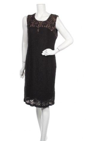 Φόρεμα Diana Ferrari, Μέγεθος XL, Χρώμα Μαύρο, 93% πολυαμίδη, 7% ελαστάνη, Τιμή 26,30€