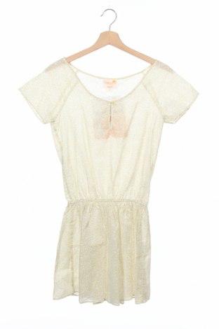 Φόρεμα Dolores Promesas, Μέγεθος XS, Χρώμα Κίτρινο, Βαμβάκι, Τιμή 5,32€