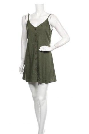 Φόρεμα Dotti, Μέγεθος XL, Χρώμα Πράσινο, 70% βισκόζη, 30% λινό, Τιμή 14,55€