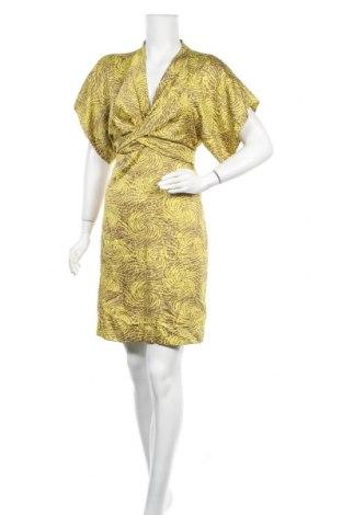 Рокля Duo, Размер S, Цвят Жълт, Полиестер, Цена 28,35лв.