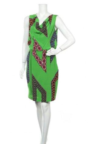 Рокля Etro, Размер M, Цвят Зелен, Цена 162,12лв.