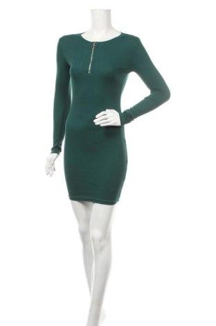 Рокля Fb Sister, Размер S, Цвят Зелен, Цена 26,25лв.