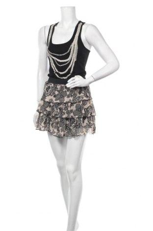 Φόρεμα Fishbone, Μέγεθος S, Χρώμα Μαύρο, 95% βισκόζη, 5% ελαστάνη, Τιμή 12,15€