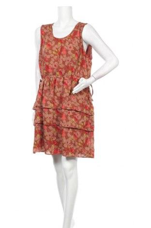 Рокля Gap, Размер XL, Цвят Многоцветен, Полиестер, Цена 28,93лв.